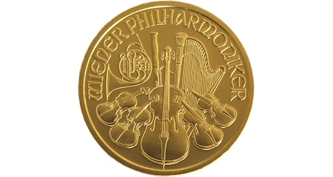 Wiener Philharmoniker Goldmünze Mit Aktuellem Goldpreis