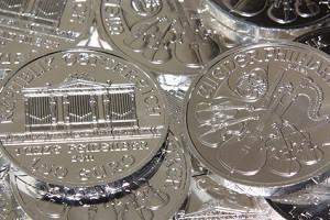 Wiener Philharmoniker Silbermünzen