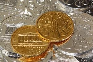 Wiener Philharmoniker Gold- und Silbermünzen