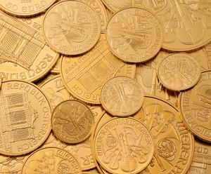Wiener Philharmoniker Goldmünzen