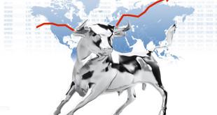 Trends an der Börse