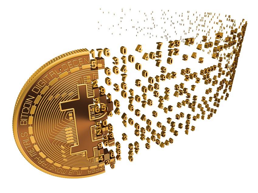 Kryptowaehrung-Bitcoin